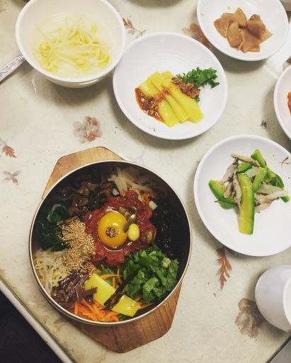 the bibimbap capital of the world